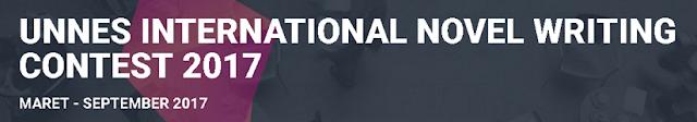 UNNES INTERNATIONAL NOVEL WRITING CONTEST (Local Wisdom dan Humanisme Universal)