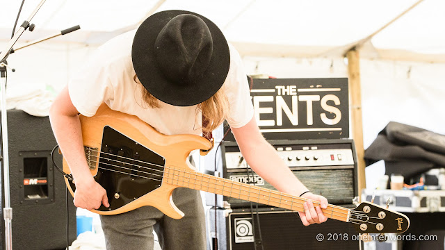 The Kents at Hillside 2018 on July 15, 2018 Photo by John Ordean at One In Ten Words oneintenwords.com toronto indie alternative live music blog concert photography pictures photos