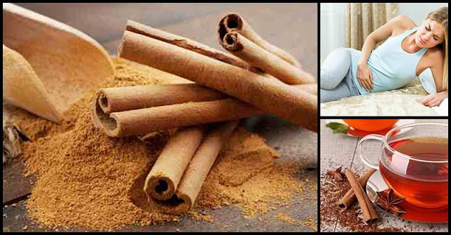 Cinnamon As A Potent Solution For Menstrual Cramps