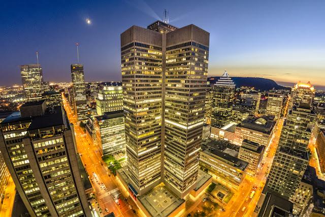 Place Ville-Marie em Montreal