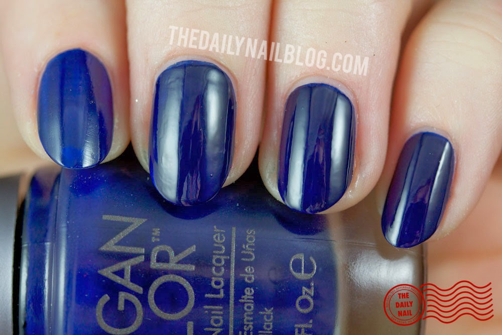 Morgan Taylor Glam Rock Polished Up Punk swatch