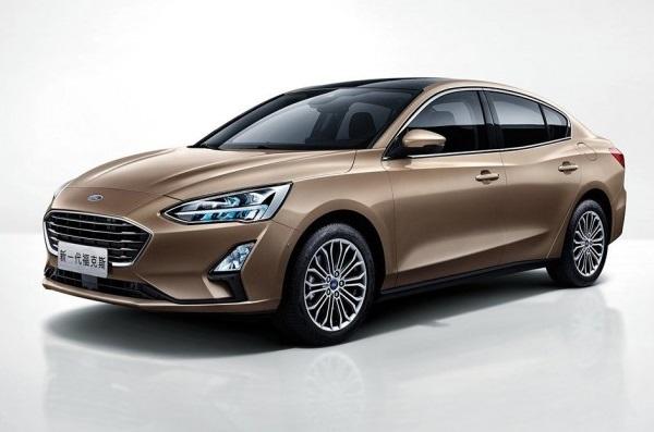Nuevo Ford Focus Sedán IV 2019