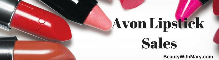 Avon Makeup Sales Campaign 11 2017