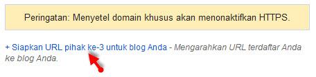 Ada banyak sekali blogger pemula yang ingin mengganti blog berflatform blogspot miliknya d 4 Langkah mengganti Blogspot dengan domain pribadi untuk pemula