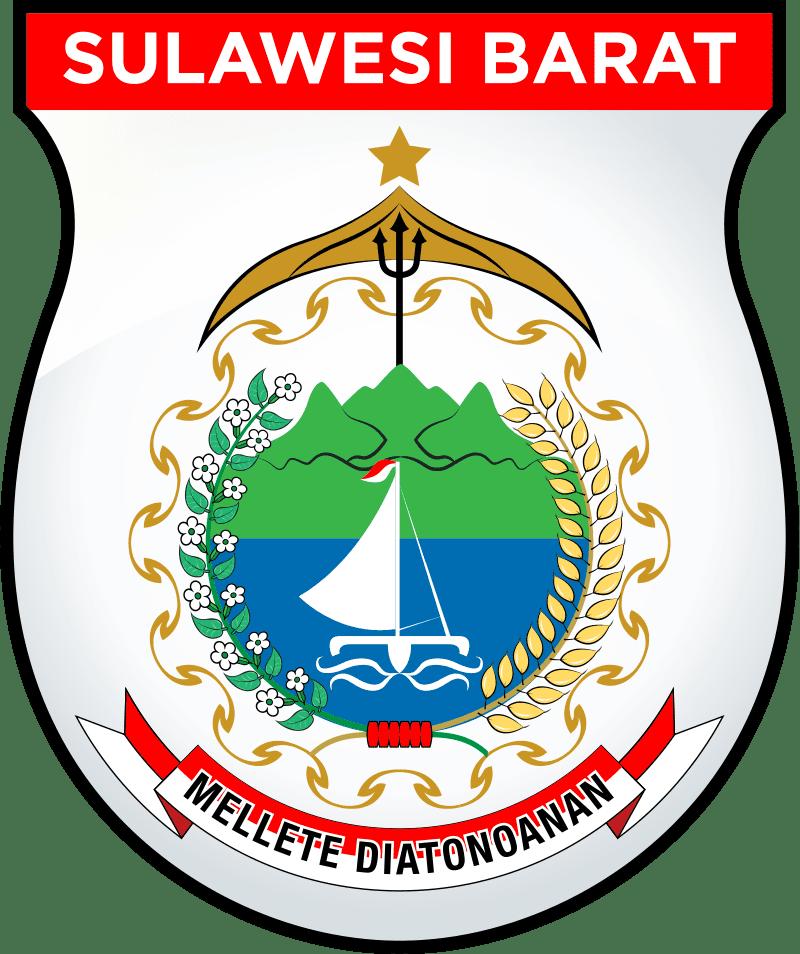 237desain.blogspot.com Lambang Propinsi Sulawesi Barat tr min
