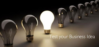 how to test a business idea