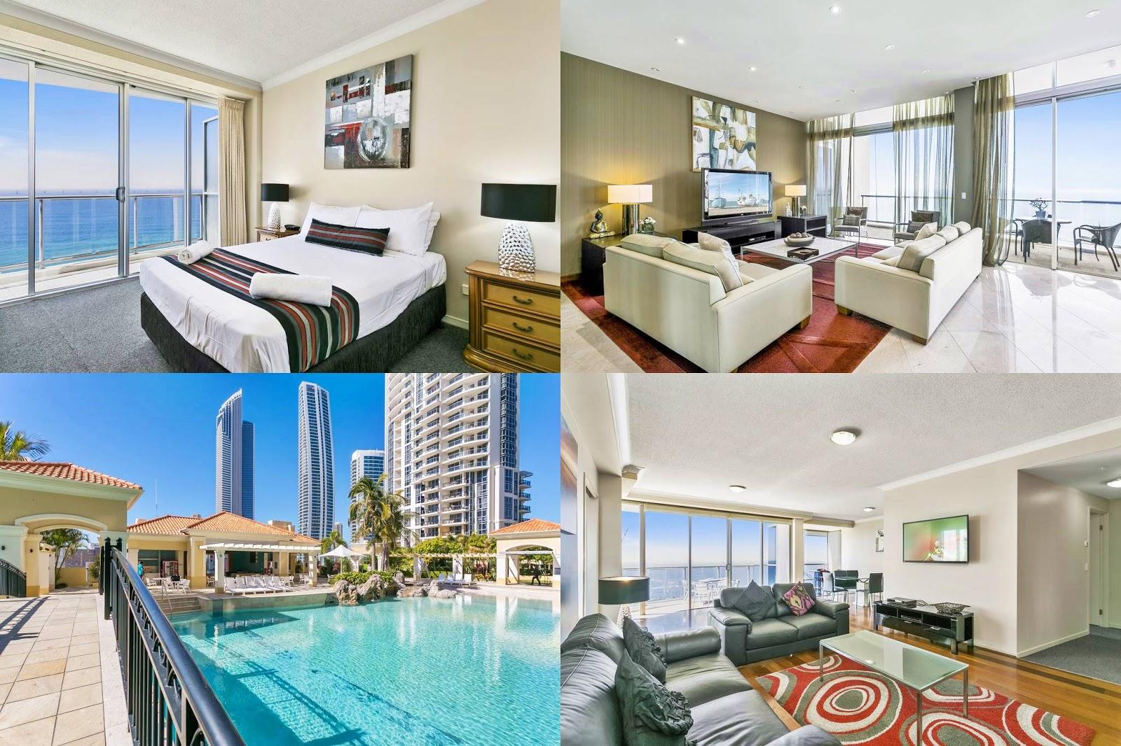 黃金海岸-住宿-推薦-飯店-酒店-雪佛龍大廈曼特拉集團公寓式酒店-Mantra-Towers-of-Chevron-旅館-民宿-公寓-旅遊-澳洲-Gold-Coast-Hotel-Apartment-Australia