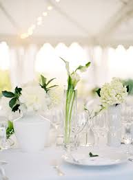 Flower Table Decorations For Weddings
