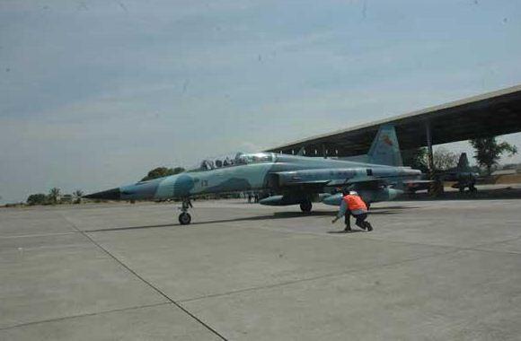 F-5 Tiger TNI AU