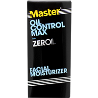 My Review on Master Oil Control Max with Zero Oil Facial Moisturizer