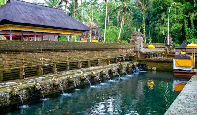 Tirta Empul Holy Spring Water Temple