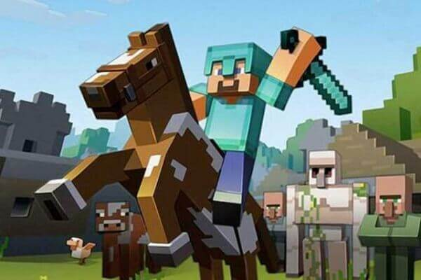 Minecraft مجانا للاندرويد [اخر اصدار]