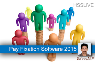 Pay Fixation Software-Tenth Pay Revision Report