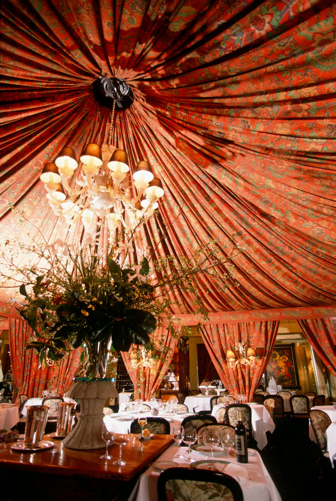 Fleur De Lys Restaurant San Francisco Menu