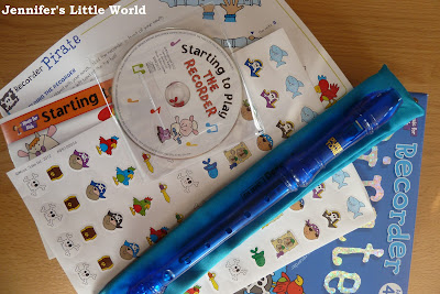 Review - Music for Kids Recorder Set