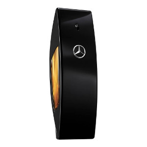 Perfume Mercedes Benz Club Black Mercedes Masculino Eau de Toilette
