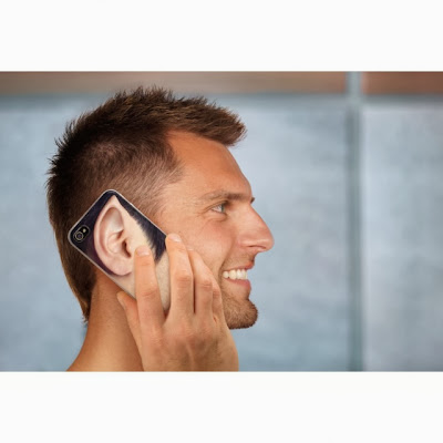 Spock Case iPhone Ear ~ Freshother