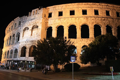 Amphitheater of Pula