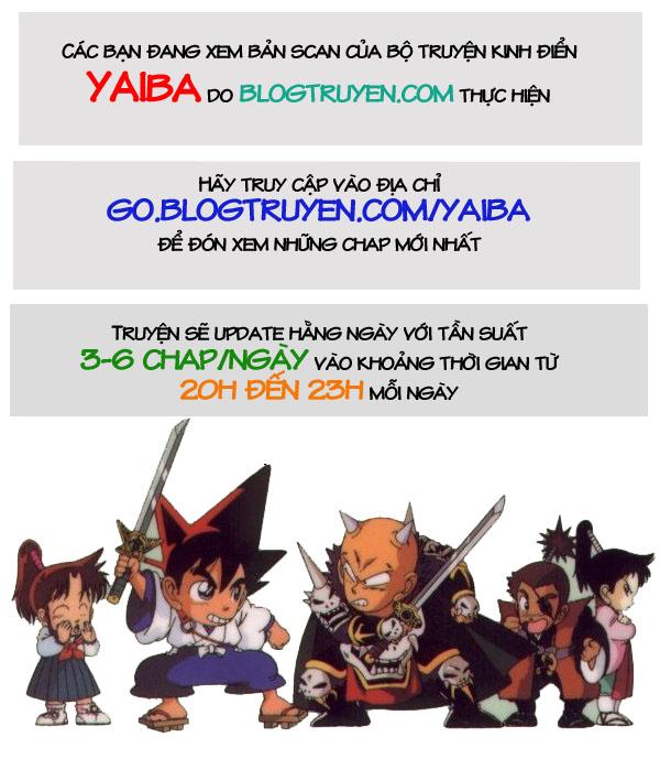 Yaiba chap 99 trang 1