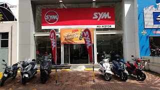 Almacen directo de motocicletas SYM de MB Motor