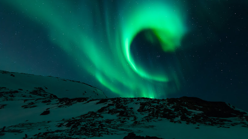 Aurora Borealis 2 HD