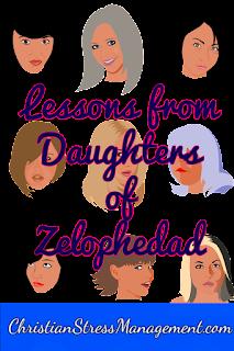 Women of Bible Genealogies: Daughters of Zelophedad