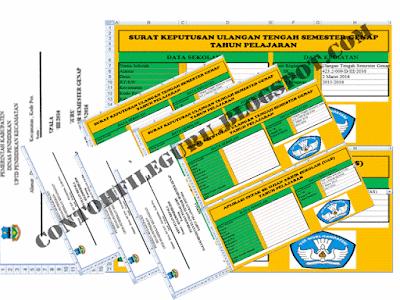 Aplikasi Cetak SK Kegiatan UTS, TRY OUT, UAS DAN US Format Excel.xlsx