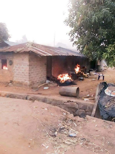 Benue Again: Heavy Intercommunity clash Going on in Benue State