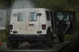 bullet- proof jeep