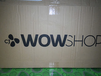 Pertama Kali Shopping di CJ Wow Shop