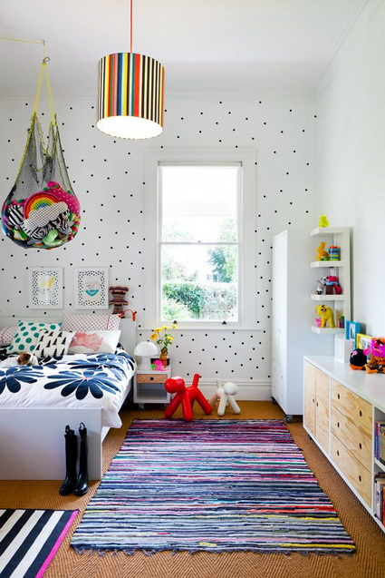 7 childrens rooms with lots of color 6