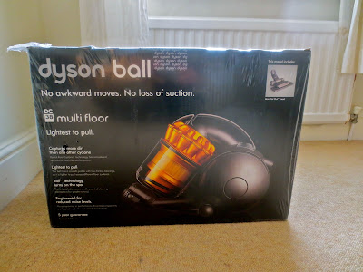 Dyson DC38 Vacuum Cleaner - Review + competition