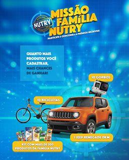 Promoção Família Nutry