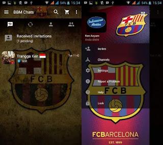 BBM Barcelona Mod Apk v3.3.0.4.48 Full version Terbaru (Clone)