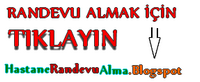 Adana hastanesi+internetten+randevu+alma