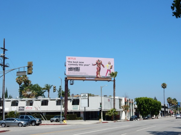 Unbreakable Kimmy Schmidt Netflix Emmy billboard
