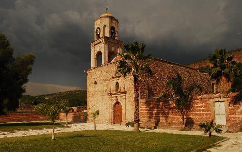 Lugares Turísticos De Zacatecas Apozol Zacatecas