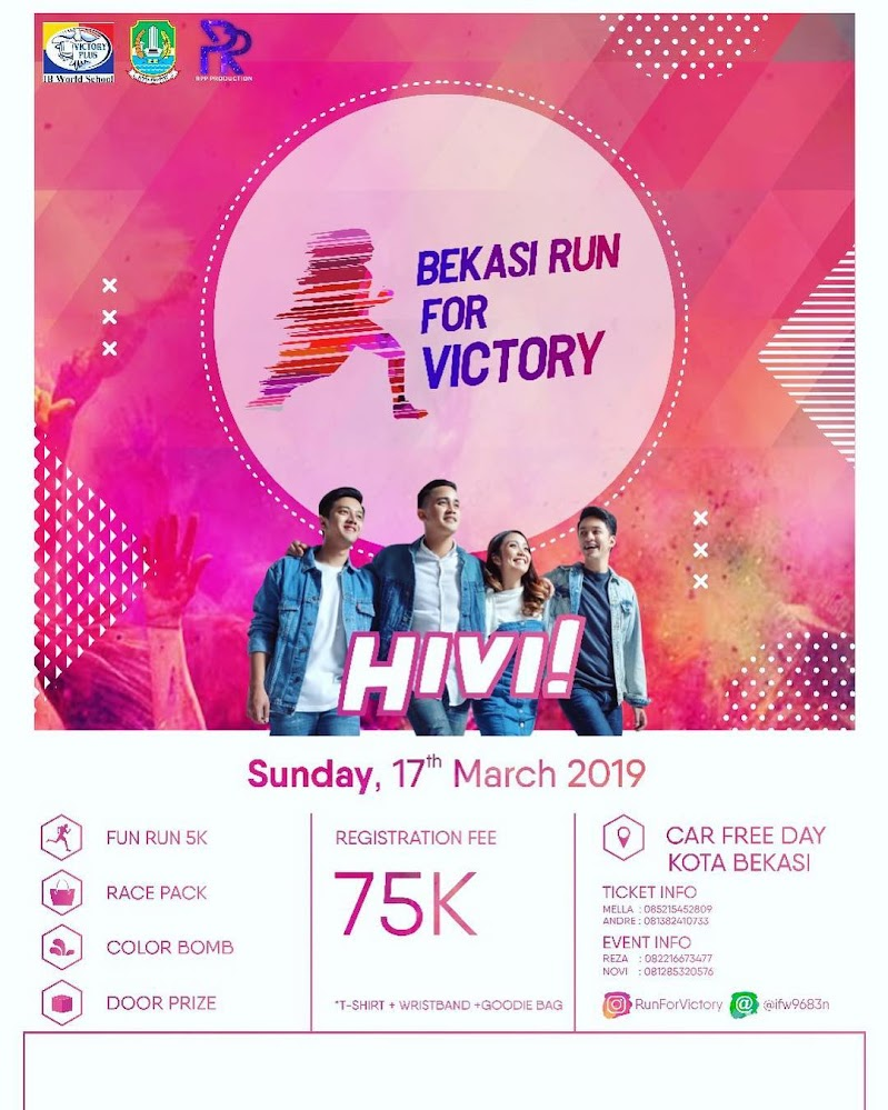 Run For Victory • 2019