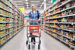 Basic grocery prices hike