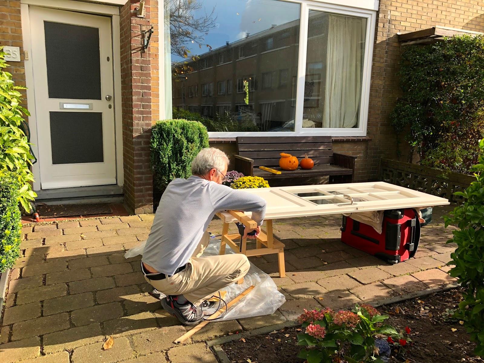 The Durneys Go Dutch: Hard Work and Play