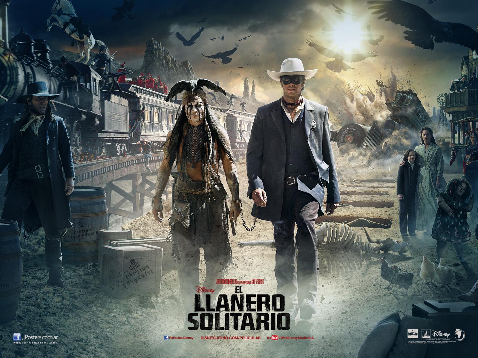 Wallpaper Latino De El Llanero Solitario Diferentes