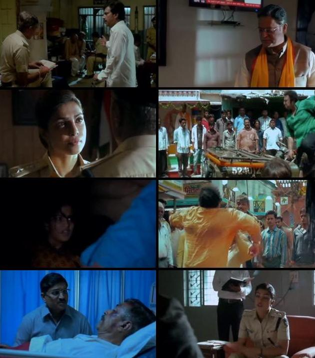 Jai Gangaajal 2016 Hindi 720p DVDScr