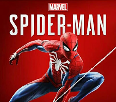 PS-IV Sony Video Game - Marvel's Spider-Man