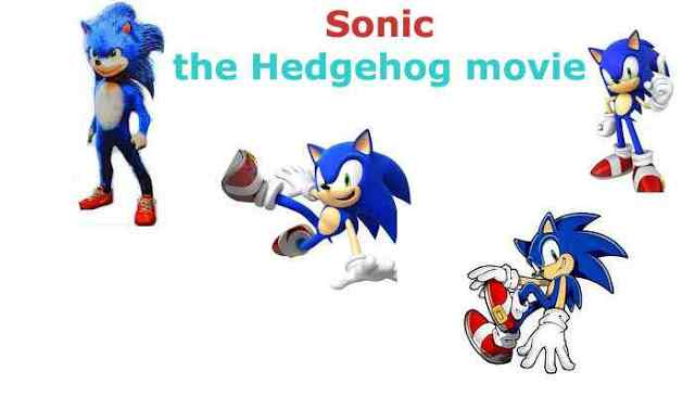 Sonic the Hedgehog movie just dropped its first trailer is a 200 mph slap in the face - BishuTricks