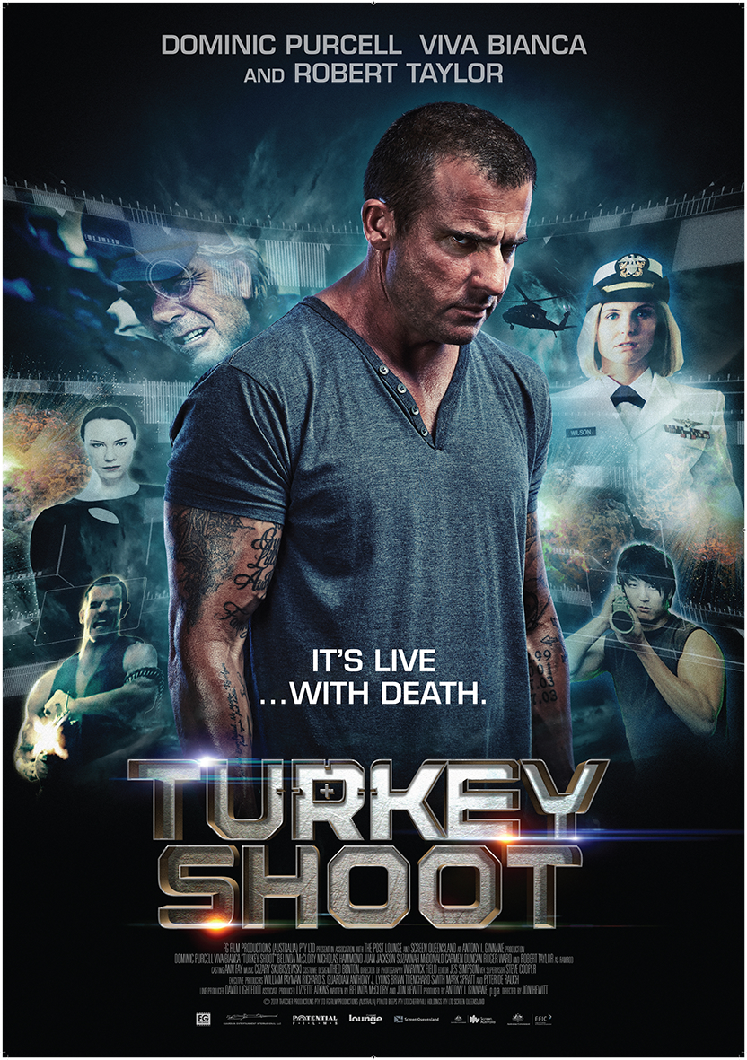 Turkey Shoot 2014