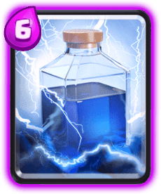 Clash Royale Lightning Card - Cards Wiki