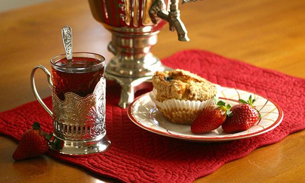 Trà đen Nga - món quà hợp lý cho ngày tết