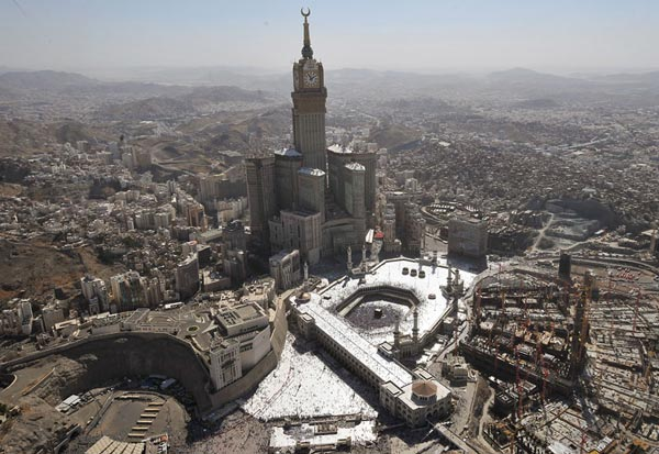 Image result for masjidil haram dan mekah terkini