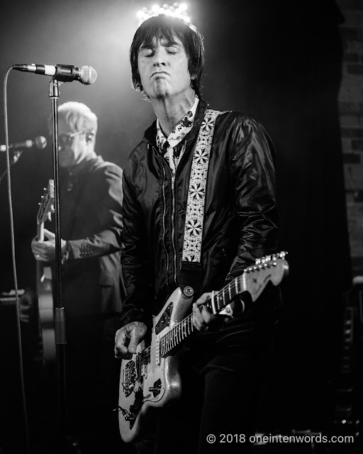 Johnny Marr at Velvet Underground on May 30, 2018 Photo by John Ordean at One In Ten Words oneintenwords.com toronto indie alternative live music blog concert photography pictures photos
