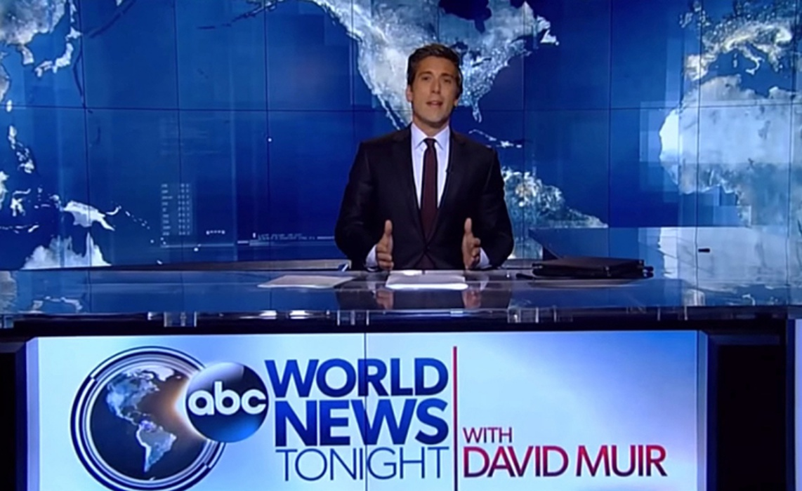 ABC News Weekly Ratings Release: September 9 - 15, 2019